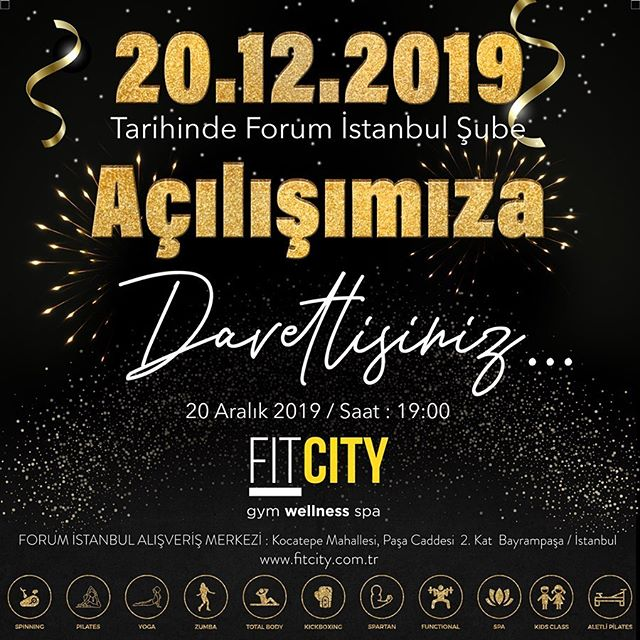 Fitcty Forum İstanbul'da